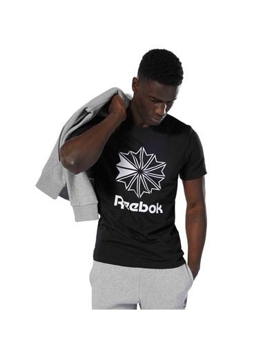 Reebok Classıcs Bıg Logo Tışört Siyah